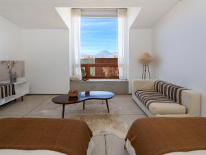 A seating area at Tierra Atacama Hotel & Spa