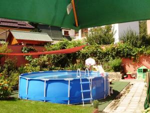 The swimming pool at or near Villa-Hotel Escala
