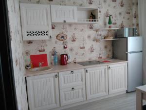 Кухня или мини-кухня в ЖК Панорама Стадион Краснодар