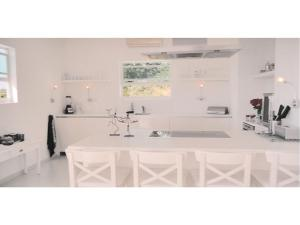 A kitchen or kitchenette at Champartments Resort - Villa & Appartementen Dom Perignon