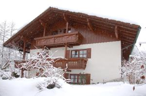 Apartments Lettenmaier im Winter