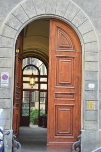 Fachada o entrada de San Marco Suite Center