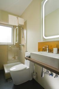 Ванная комната в Hotel Hofmann
