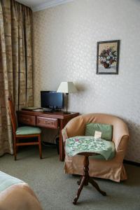Гостиная зона в Визит