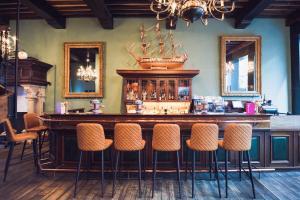 Salon ou bar de l'établissement Radisson Blu Hotel, Amsterdam City Center