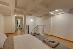 Cama o camas de una habitación en 2016 Apartments