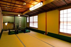 The fitness center and/or fitness facilities at Mitsuki Kyoto