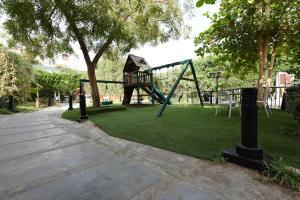 Parquinho infantil em Wakan Luxury Villas and Suites