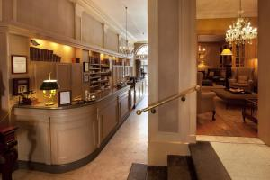 The lobby or reception area at The Pand Hotel - Small Luxury Hotels of the World
