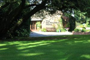 A garden outside Old Rectory Hotel, Crostwick