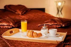 Svečiams siūlomi pusryčių variantai apgyvendinimo įstaigoje Gubernia