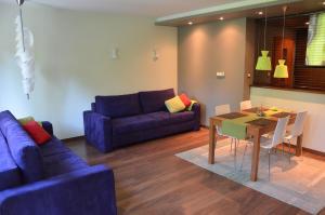 Część wypoczynkowa w obiekcie Apartament Agata