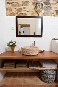 A bathroom at Quinta do Arade