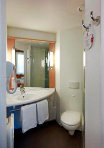 Kúpeľňa v ubytovaní Ibis Kraków Stare Miasto