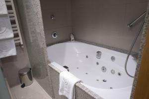 Un baño de A Casa Canut Hotel Gastronòmic