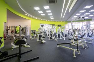 Фитнес-центр и/или тренажеры в Отель Иркутск