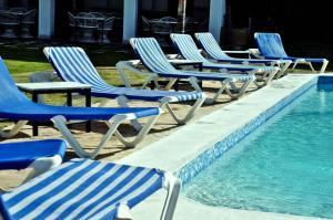The swimming pool at or near Hotel Marimba Punta Cana
