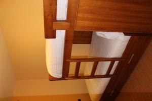 A bunk bed or bunk beds in a room at Apartamentos Costarasa