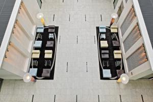 Planimetria di Hilton Frankfurt Airport