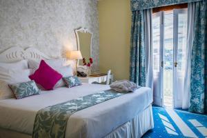 Cama ou camas em um quarto em The Vintage House - Douro