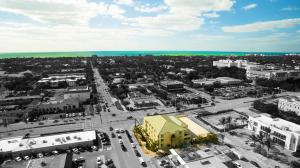 A bird's-eye view of Naples Park Central Hotel