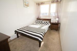 Кровать или кровати в номере Hostel Metro