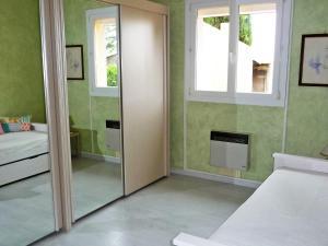 Een badkamer bij Holiday Home La Maison du Verger