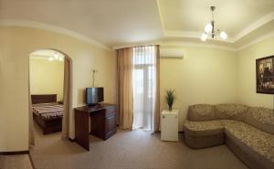 Гостиная зона в Мини Отель Рафаэль