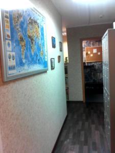 Лобби или стойка регистрации в Хостел Матрёшка