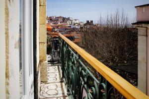 Uma varanda ou terraço em GS Chiado Boutique Studios & Suites
