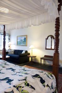 Et opholdsområde på Tornøes Hotel