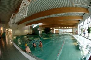 The swimming pool at or near Vayamundo Houffalize