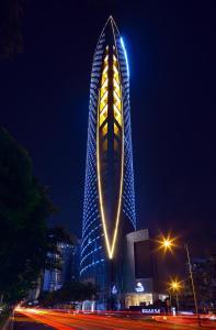 A local landmark near the hotel