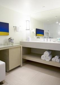 A bathroom at El Conquistador Resort - Puerto Rico