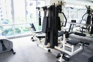 The fitness center and/or fitness facilities at FuramaXclusive Sathorn, Bangkok