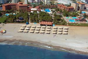 A bird's-eye view of Club Turtas Beach - All Inclusive