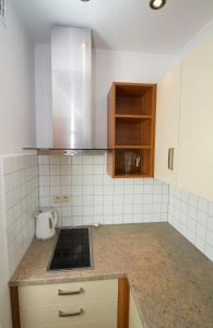 Kuchnia lub aneks kuchenny w obiekcie Willa Bystra