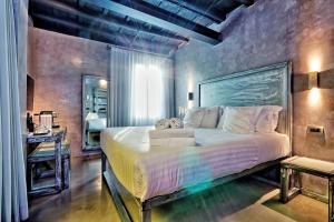 Cama o camas de una habitación en Mama's Home Rome