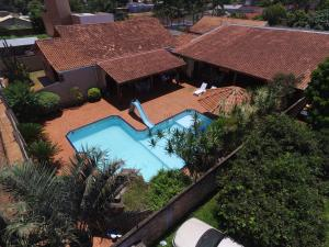 A view of the pool at Casa Flor de Lis or nearby