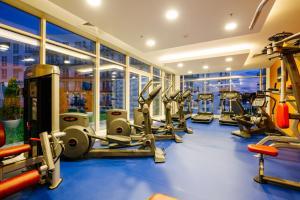 Фитнес-центр и/или тренажеры в Отель Имеретинский