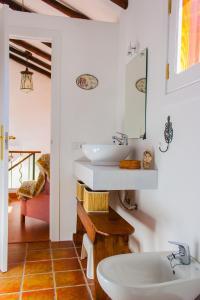 Un baño de La Casilla