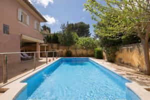 Piscine de l'établissement Villa Llenaire - La Goleta Villas ou située à proximité