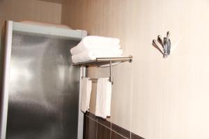 Ванная комната в ресторанно-гостиничный Комплекс Русь