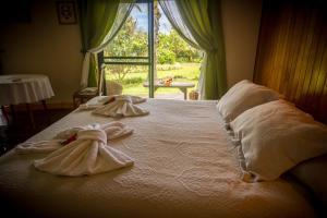 Cama o camas de una habitación en O'tai