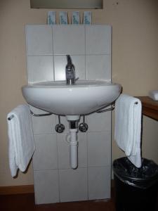 Un baño de Bern Backpackers Hotel Glocke