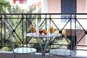 Balcone o terrazza di Niriides