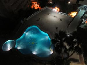 A view of the pool at Apartment Diamond or nearby