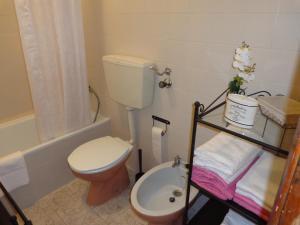 A bathroom at Casa da Turquinia