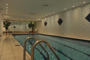 The swimming pool at or near Ustedalen Hotel Geilo