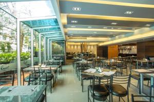 Ristorante o altro punto ristoro di Nouvo City Hotel